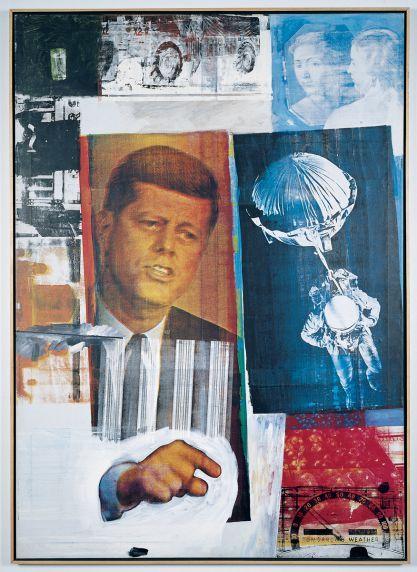 rauschenbergretroactiveii1964