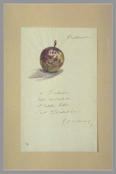 original MANET Edouard française