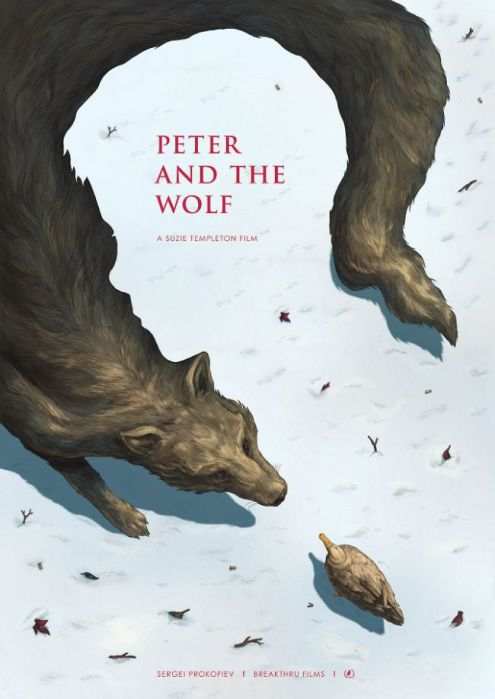 posnegspacepeterandthewolf